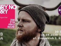 Henry No Hurry zagra w Krakowie! – koncert dla 30 osób