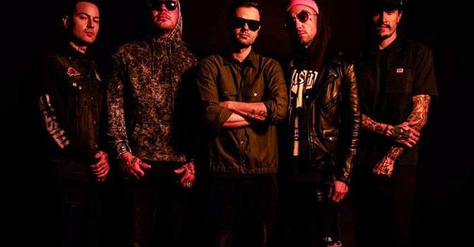 Papa Roach i Hollywood Undead na wspólnym koncercie w Polsce