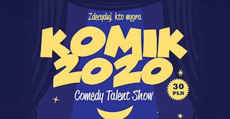 Komik 2020