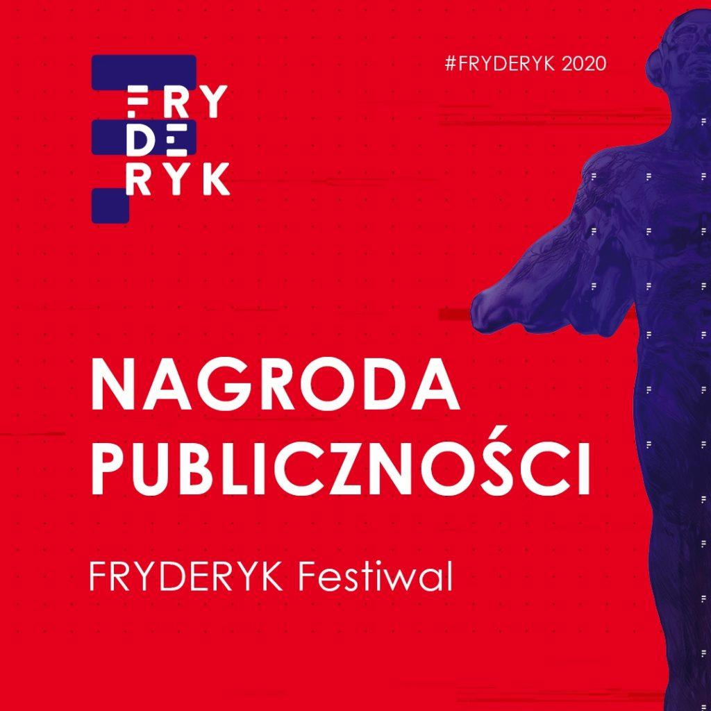 Nagroda Publiczności FRYDERYK Festival