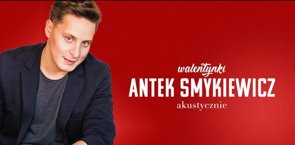 Antek Smykiewicz Walentynki 2020