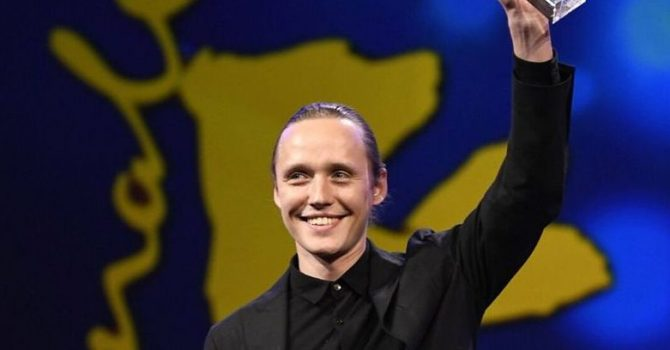 Bartosz Bielenia doceniony na festiwalu filmowym Berlinale