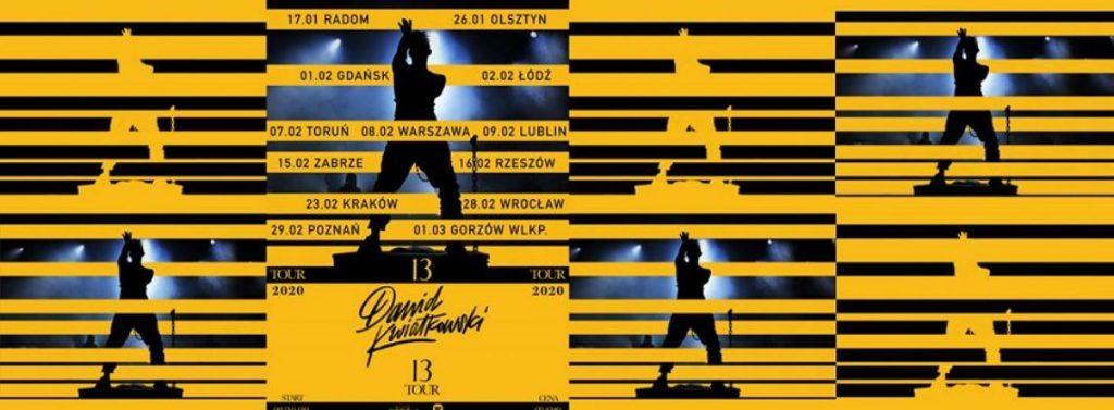 DK 13 TOUR: Kraków