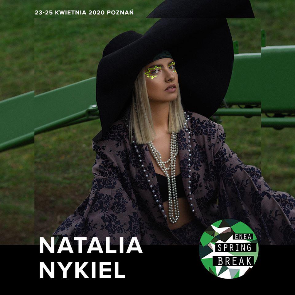 Natalia Nykiel na Enea Spring Break 2020