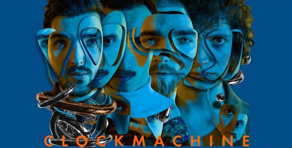 Clock Machine koncerty Sen