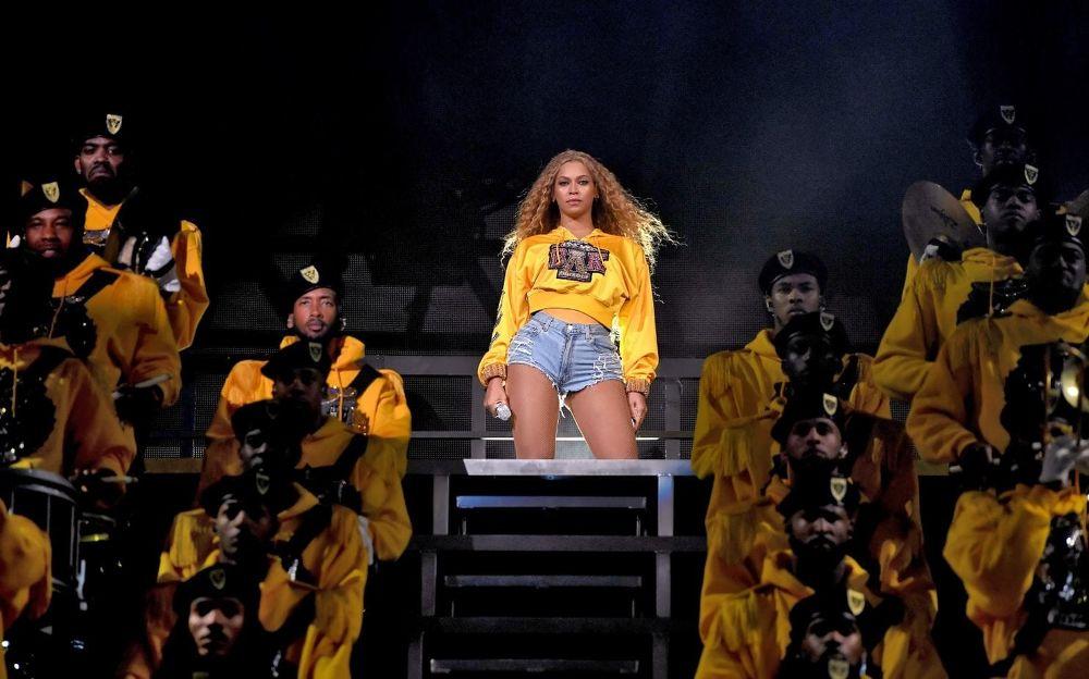Beyoncé koncert online