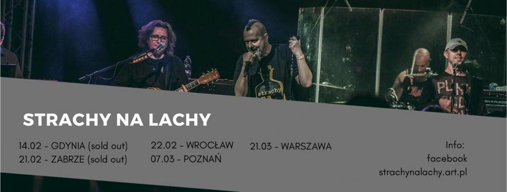 Strachy Na Lachy w Poznaniu