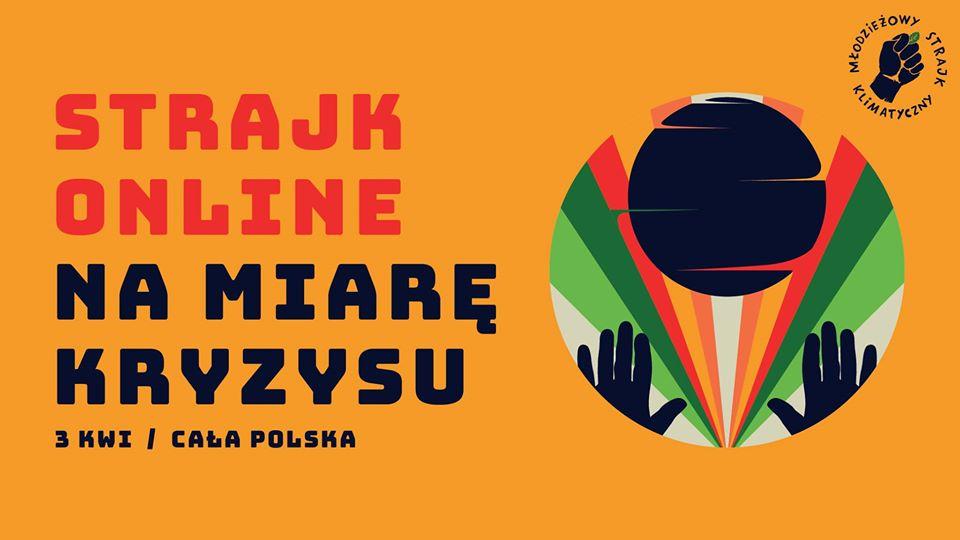 Młodzieżowy Strajk Klimatyczny online