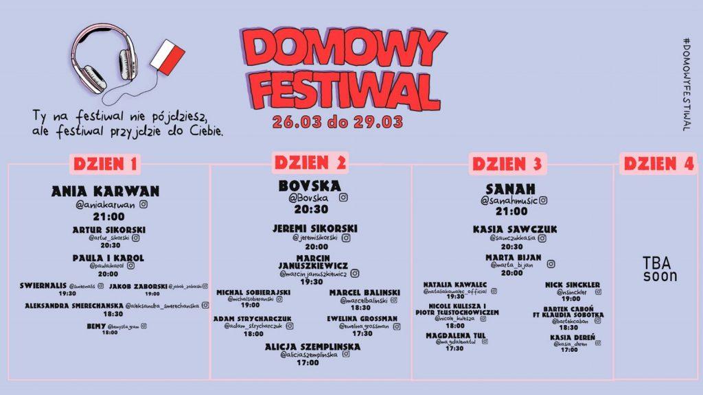 Domowy Festiwal