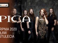 Epica i Korpiklaani zagrają na zakończenie wakacji we Wrocławiu!