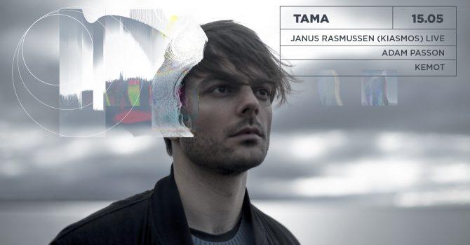 Janus Rasmussen (Kiasmos) LIVE x TAMA