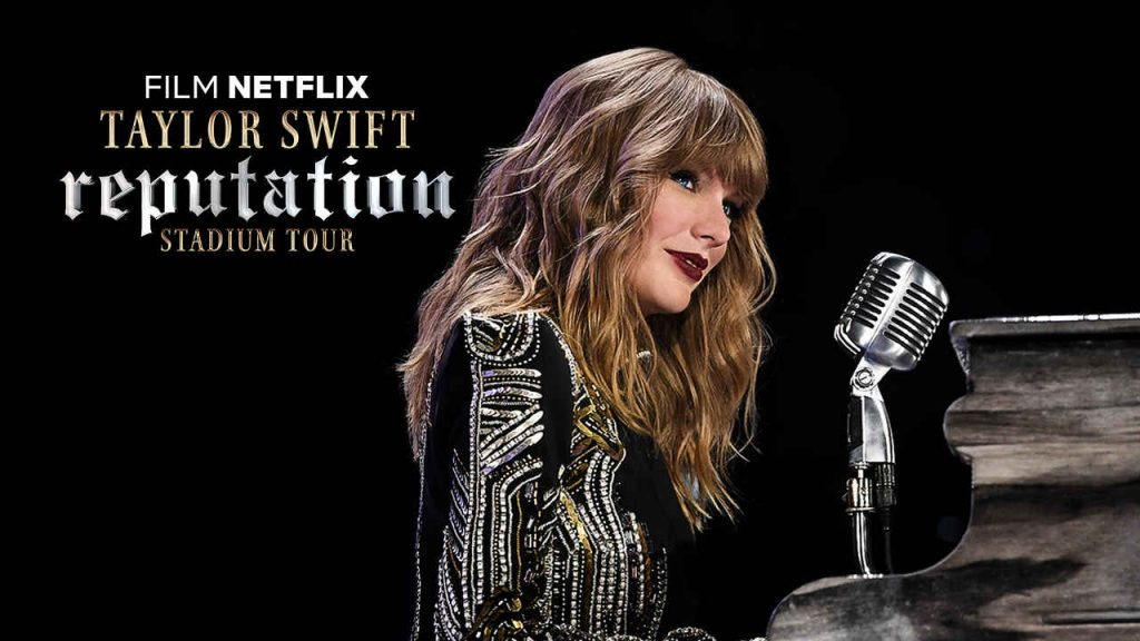 Taylor Swift koncert online