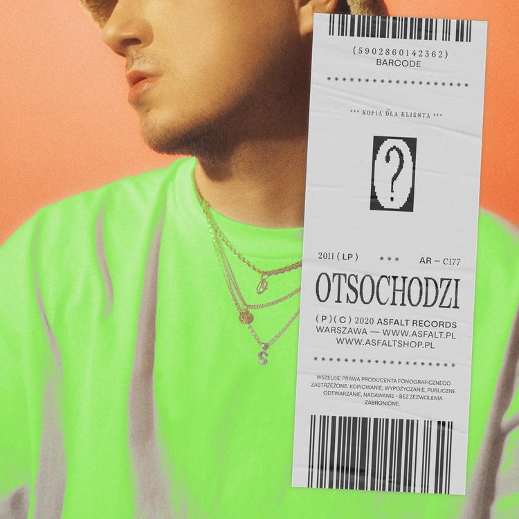 Otsochodzi - 2011 - okładka albumu