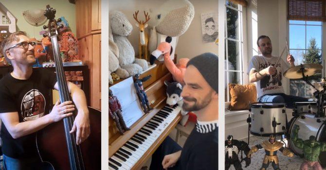 Fisz Emade Tworzywo nagrali nowy utwór w czasie kwarantanny