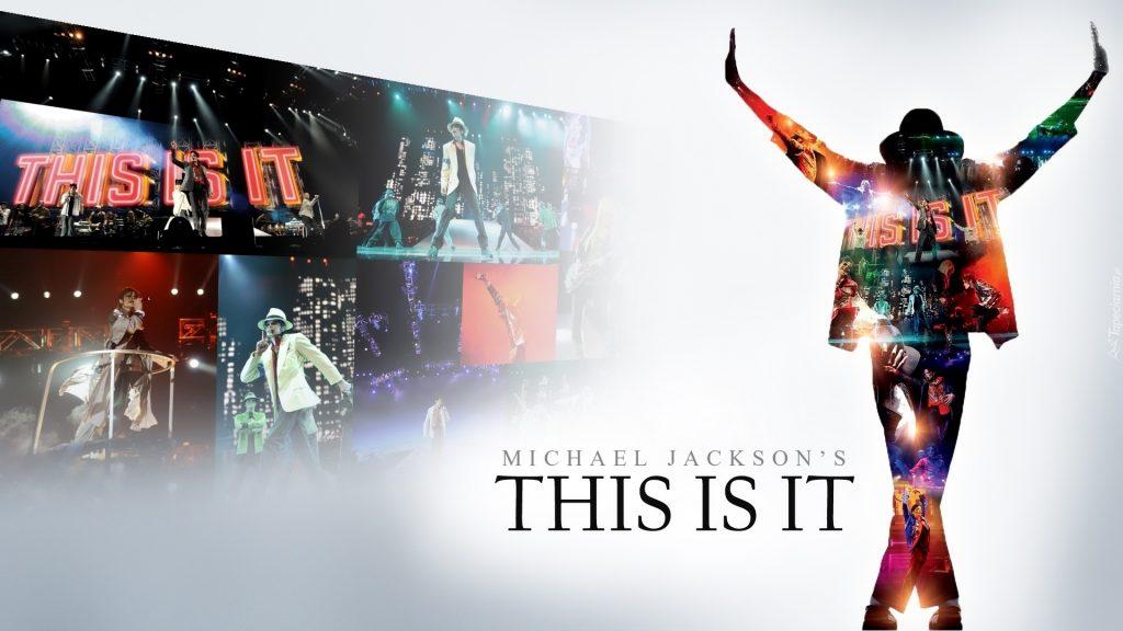 michael jackson koncert online