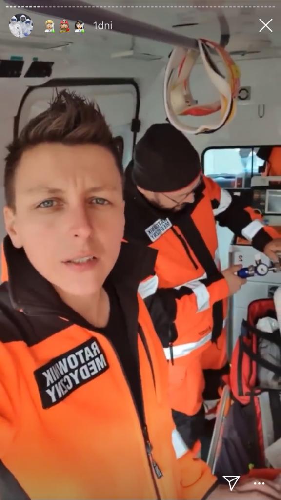 Ratowniczka medyczna przejęła instagramowe konto Maffashion