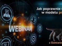 Webinarium GS1 z Damianem Wiszowatym