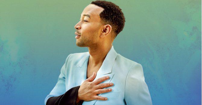 """John Legend singlem """"Bigger Love"""" zapowiada nową płytę"""
