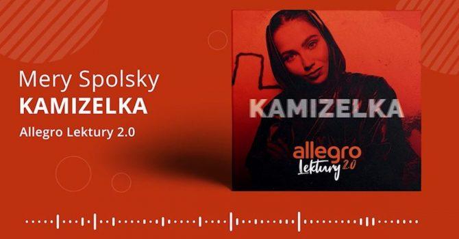 """Mery Spolsky w muzycznej adaptacji noweli """"Kamizelka"""""""