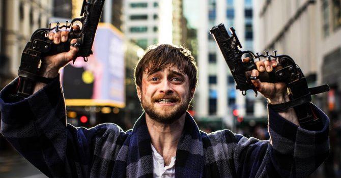 """""""Guns Akimbo"""" – nowy film z Danielem Radcliffem trafił na CDA Premium"""