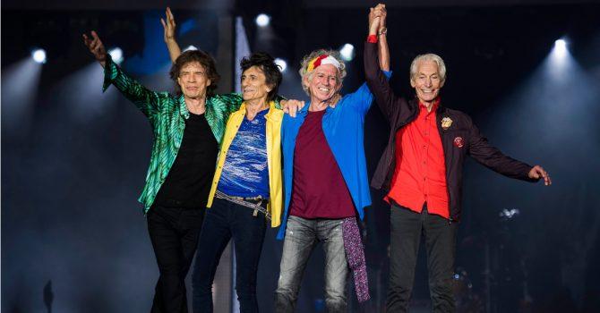 The Rolling Stones prezentują pierwszy od ośmiu lat nowy singiel