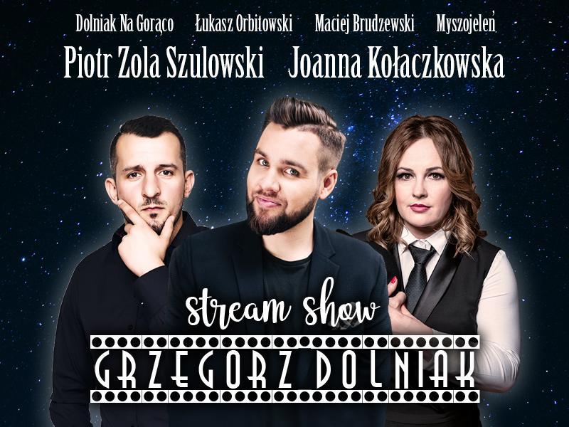 Grzegorz Dolniak komediowe show online