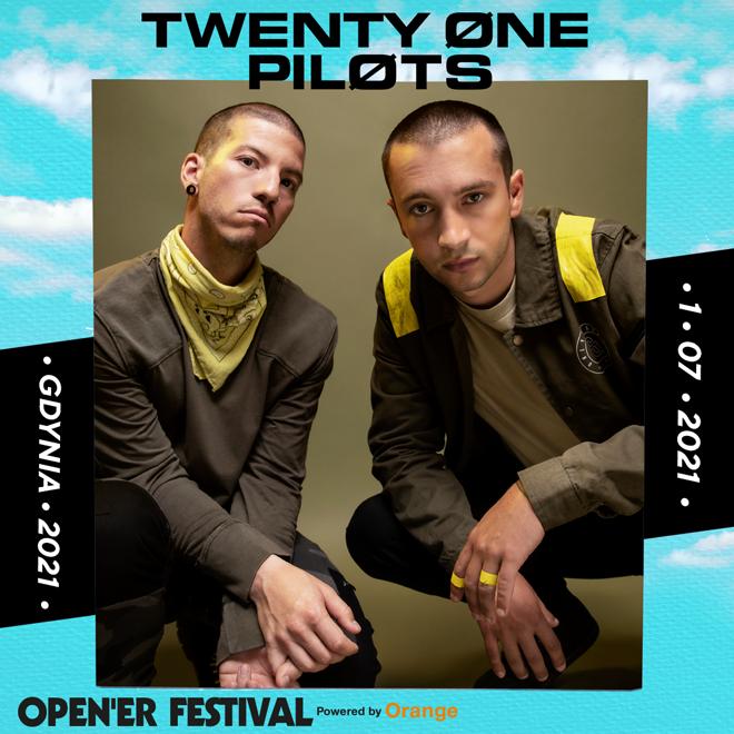 Opener Festival 2021 Twenty One Pilots