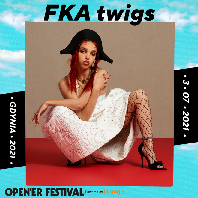 Opener Festival 2021 FKA Twigs