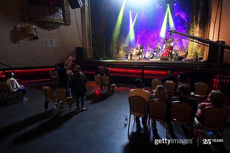 Travis McCready koncert