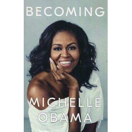 becoming. moja historia - autobiografia Michelle Obamy