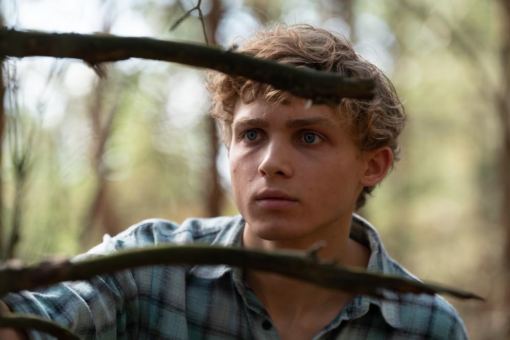 W głębi lasu Netflix