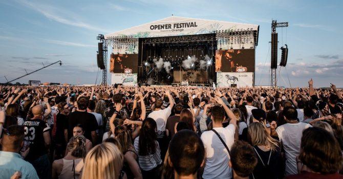 Znamy pierwszych artystów, którzy zagrają na Open'er Festival 2021