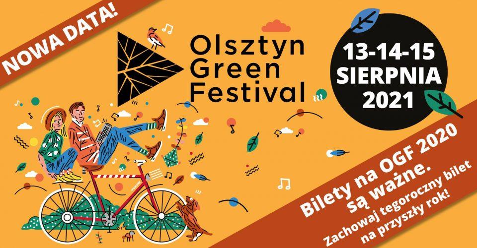 Olsztyn Green Festival 2021