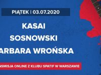 Naturalnie Mazury Festiwal Online - Piątek [03.07.2020]