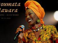 Fatoumata Diawara w Warszawie / African Beats