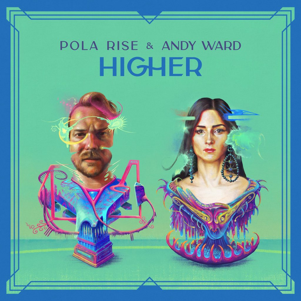 Pola Rise Andy Ward Higher