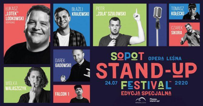 Sopot Stand-up Festival 2020. Sprawdź, co się będzie działo!