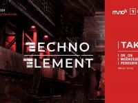 Techno Element: T A K A live | Patio Protokultura