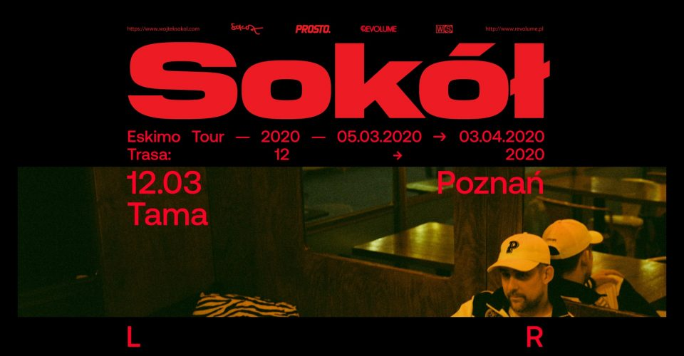 Sokół - Eskimo Tour - Poznań