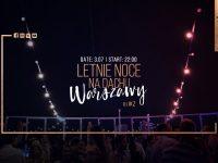 Letnie noce na dachu Warszawy / DJ IKZ