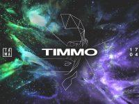 "Timmo pres. ""Starlight"" Album Tour   Tama"