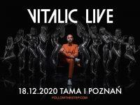 Vitalic LIVE / 18.12.2020 / Poznań