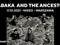 Shabaka & The Ancestors   Niebo, Warszawa, 17.01.2021