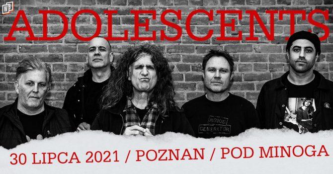 ADOLESCENTS | Pod Minogą | Poznań