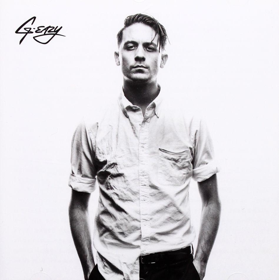 g-eazy - These Things Happen - okładka albumu