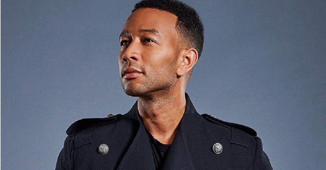 John Legend pokazał okładkę i tracklistę nowego albumu