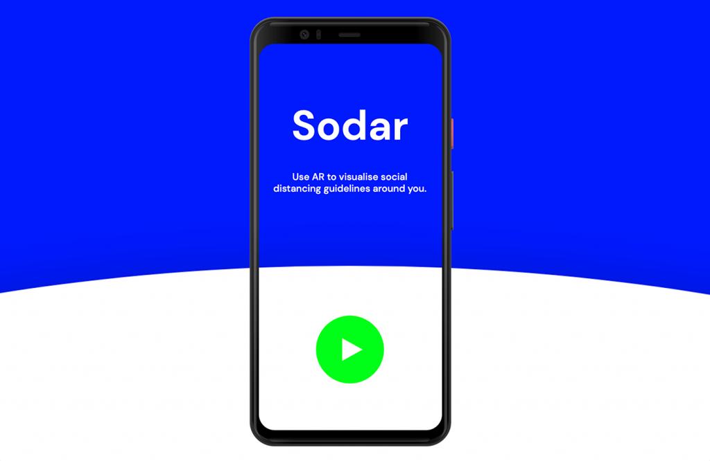 Google Sodar pomoże w zachowaniu odpowiedniego dystansu