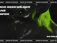 Rave in peace - Remco Beekwilder