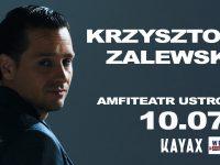 Krzysztof Zalewski // 10.07.20r // Ustroń Amfiteatr