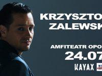 Krzysztof Zalewski // 24.07.20r // Opole Amfiteatr NCPP